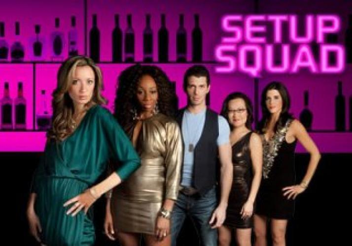 Setup Squad next episode air date poster