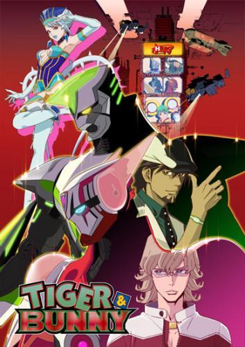Tiger & Bunny next episode air date poster