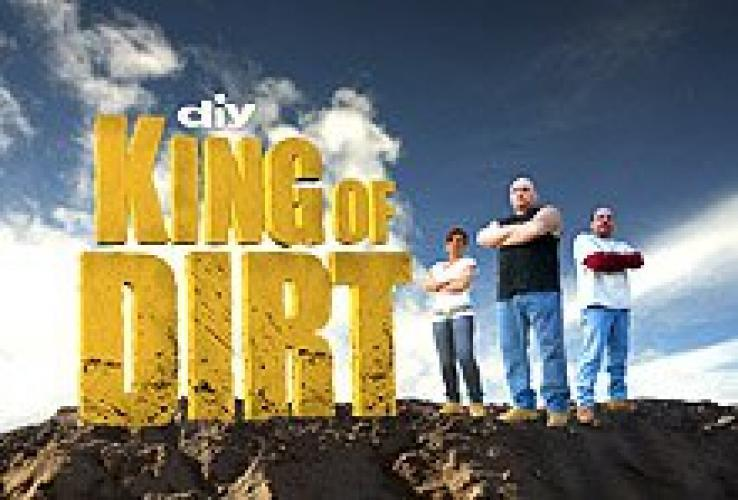 King of Dirt next episode air date poster