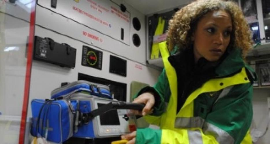 Emergency with Angela Griffin next episode air date poster