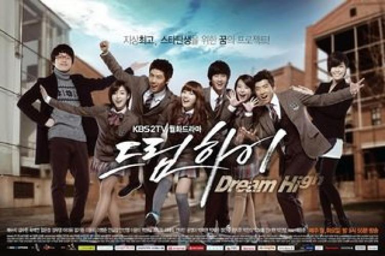 Dream High next episode air date poster
