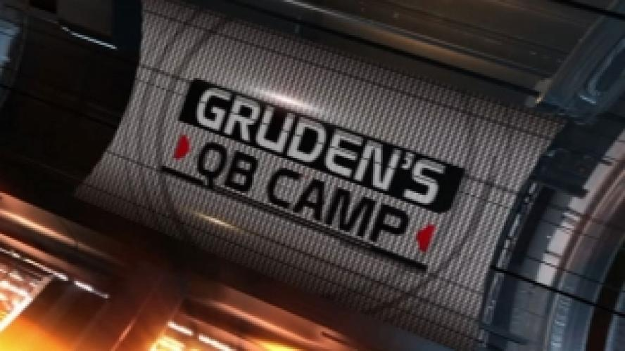 Gruden's QB Camp next episode air date poster