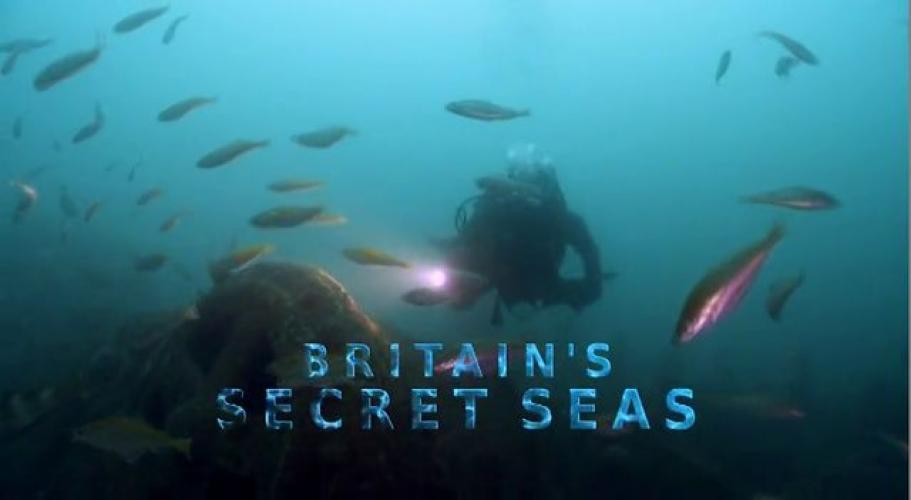Britain's Secret Seas next episode air date poster
