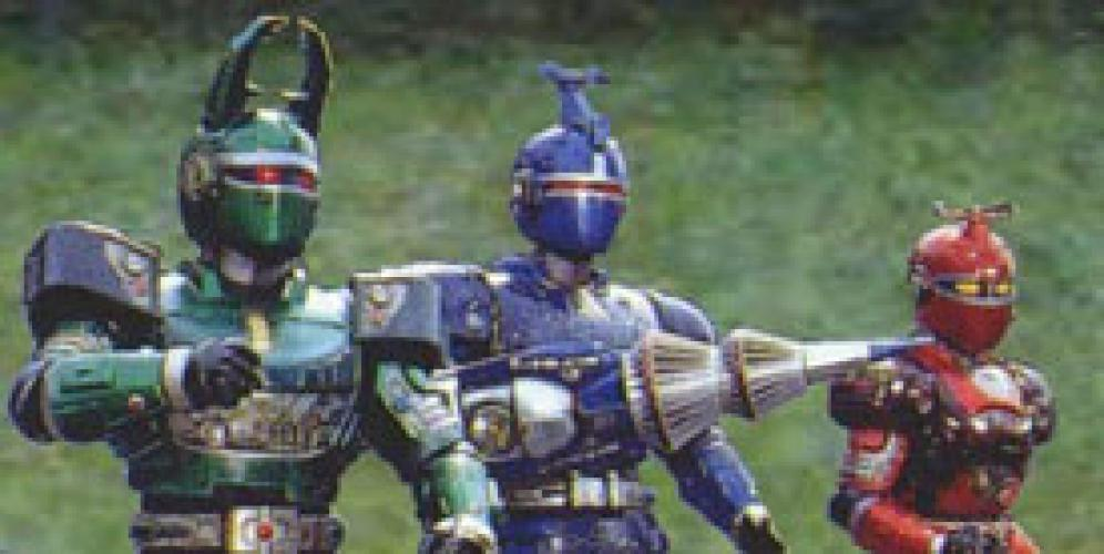 Beetleborgs next episode air date poster