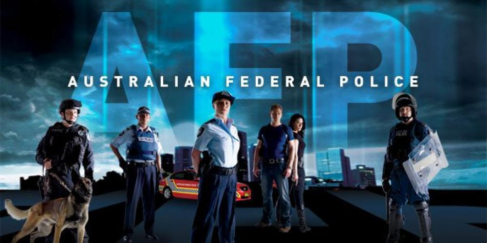 AFP: Australian Federal Police next episode air date poster