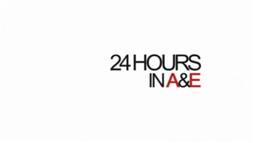 24 Hours in A&E next episode air date poster