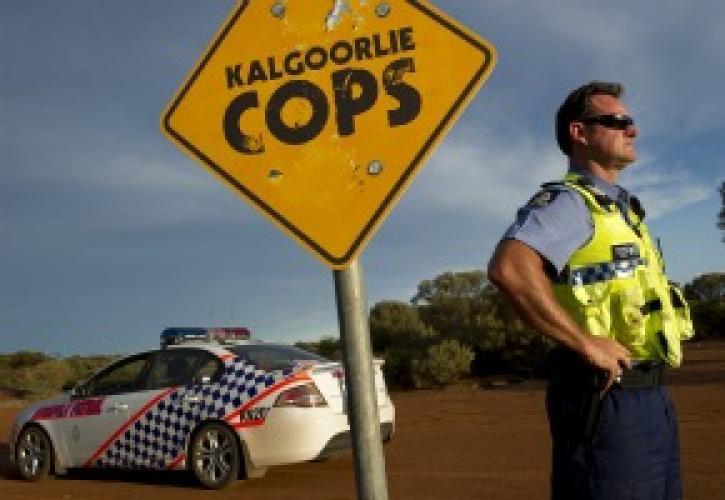 Kalgoorlie Cops next episode air date poster