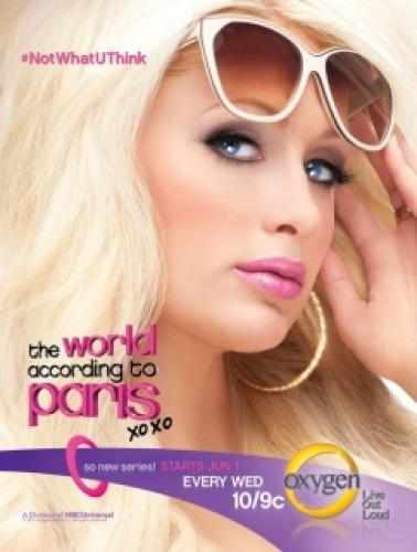 The World According to Paris next episode air date poster