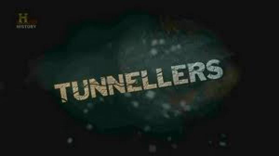 Tunnellers next episode air date poster