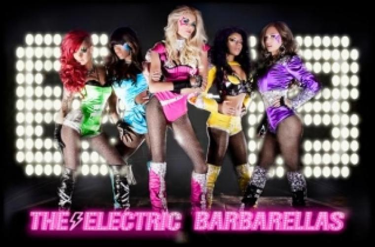 The Electric Barbarellas next episode air date poster
