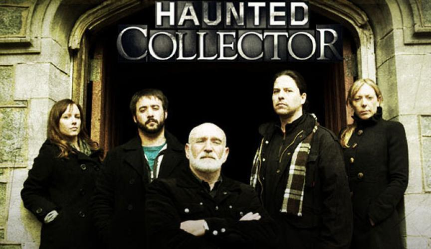 Haunted Collector next episode air date poster
