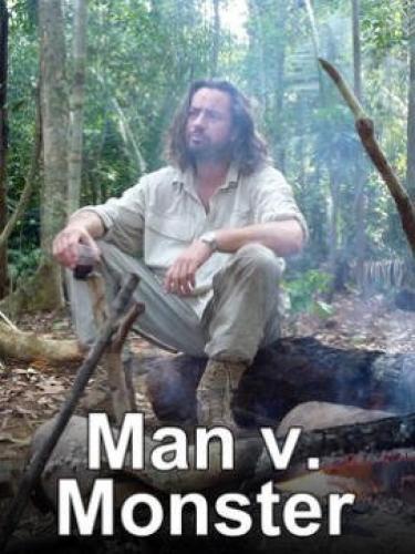 Man v Monster next episode air date poster