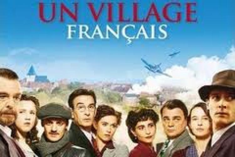 Un village français next episode air date poster