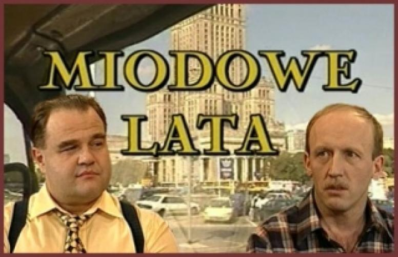 Miodowe lata next episode air date poster