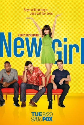 New Girl next episode air date poster