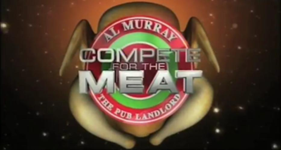 Al Murray's Compete for the Meat next episode air date poster