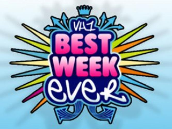 Best Week Ever next episode air date poster