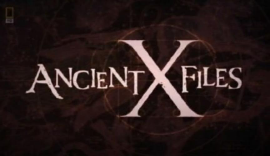 Ancient X-Files next episode air date poster