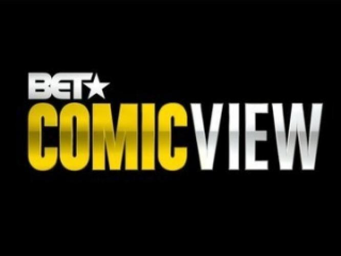 ComicView next episode air date poster