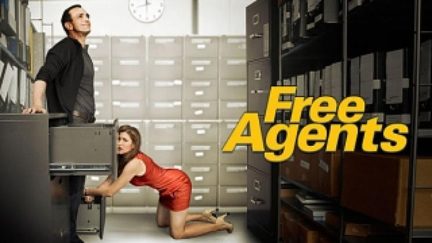 Free Agents (US) next episode air date poster