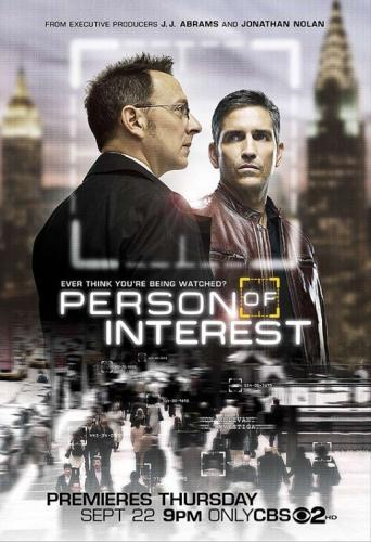 Person of Interest next episode air date poster