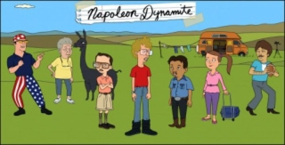 Napoleon Dynamite next episode air date poster