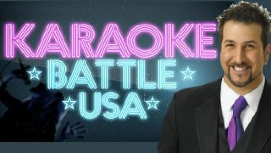 Karaoke Battle USA next episode air date poster