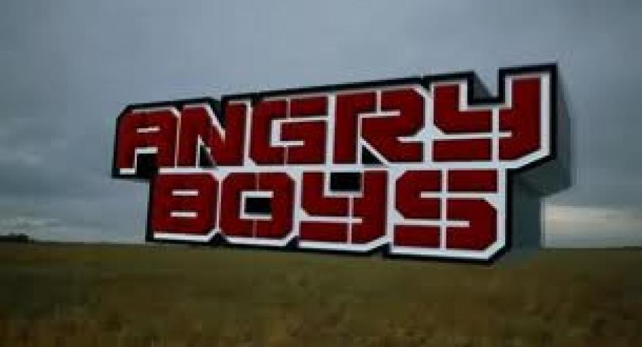 Angry Boys next episode air date poster