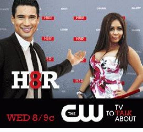 H8R next episode air date poster