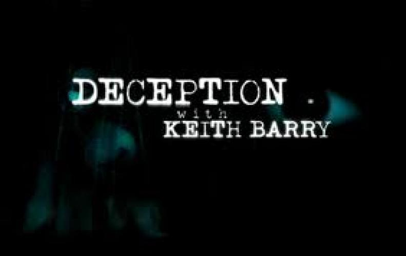 Deception with Keith Barry next episode air date poster