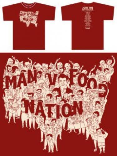 Man v. Food Nation next episode air date poster