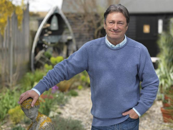 Love Your Garden with Alan Titchmarsh next episode air date poster