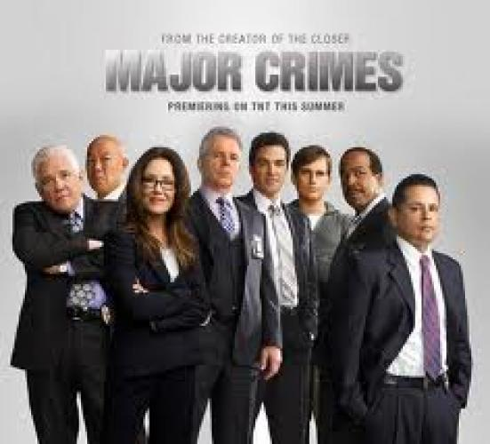 Major Crimes next episode air date poster