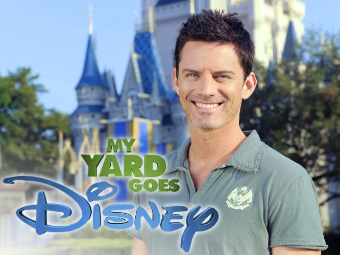 My Yard Goes Disney next episode air date poster
