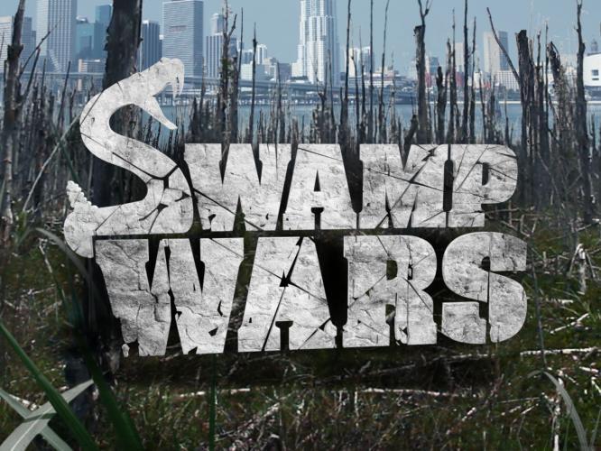 Swamp Wars next episode air date poster