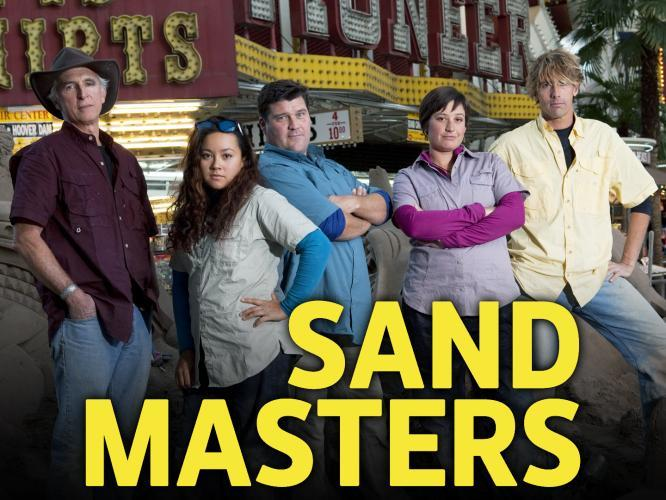 Sand Masters next episode air date poster