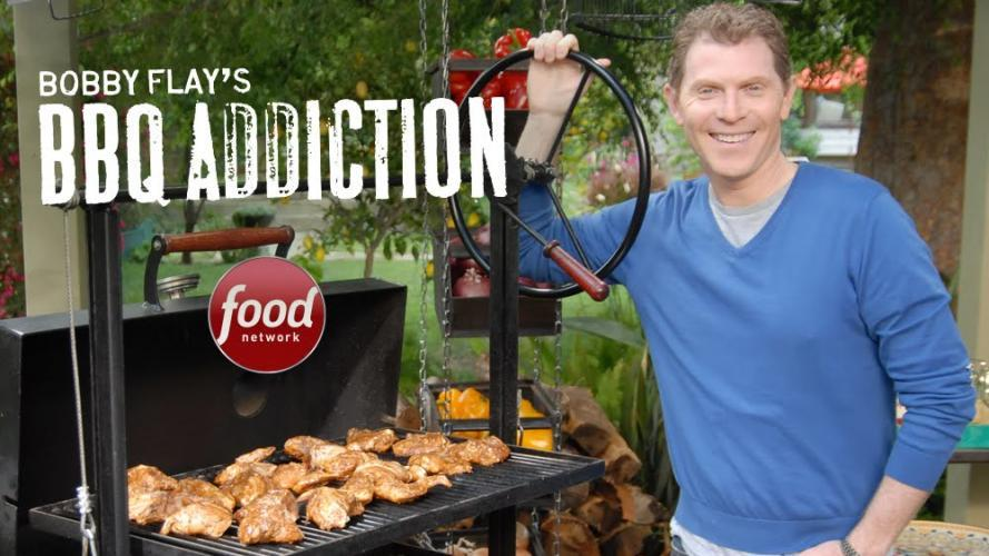 Bobby Flay's Barbecue Addiction next episode air date poster