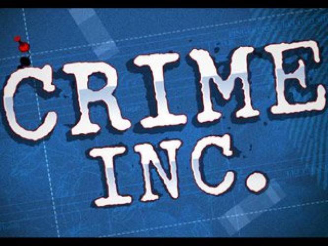 Crime Inc. next episode air date poster