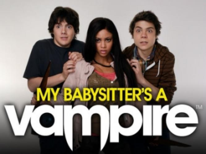 My Babysitter's a Vampire next episode air date poster