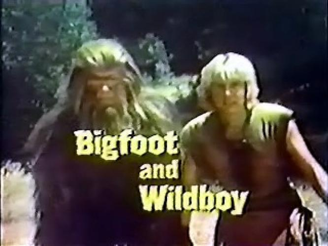 Bigfoot and Wildboy next episode air date poster