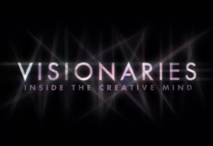 Visionaries: Inside the Creative Mind next episode air date poster