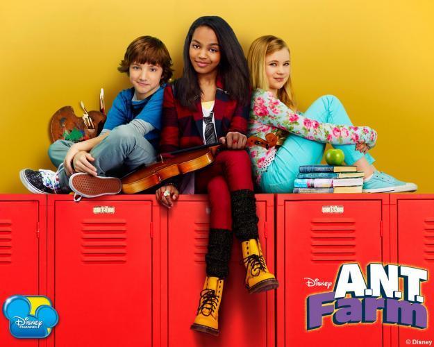 A.N.T. Farm next episode air date poster