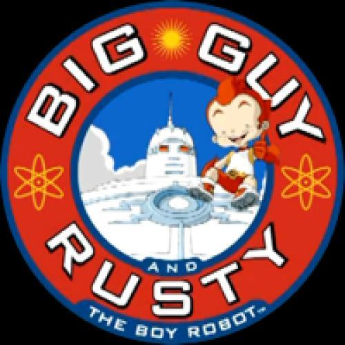 Big Guy and Rusty the Boy Robot next episode air date poster