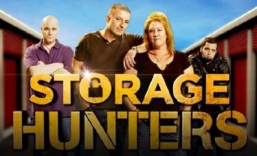 Storage Hunters next episode air date poster