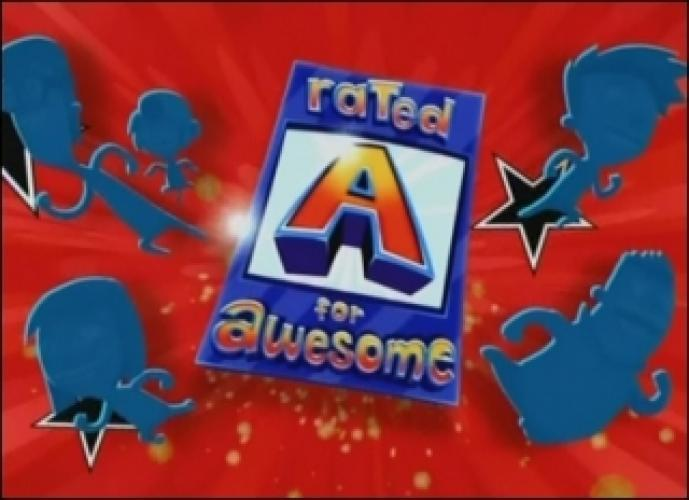 Rated A for Awesome next episode air date poster