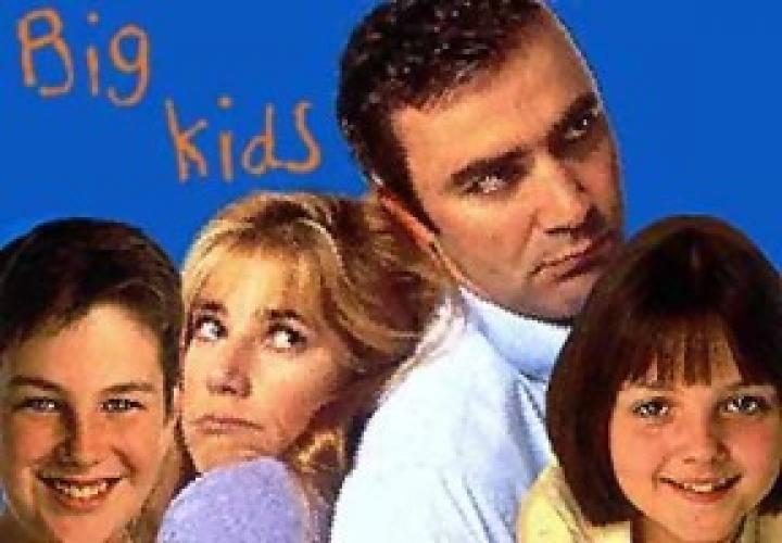 Big Kids next episode air date poster