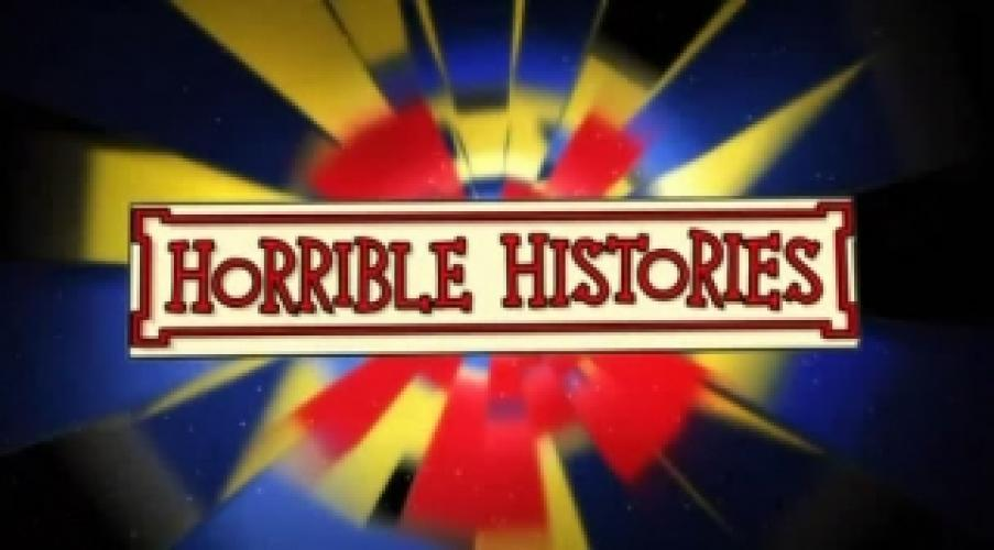 Horrible Histories next episode air date poster