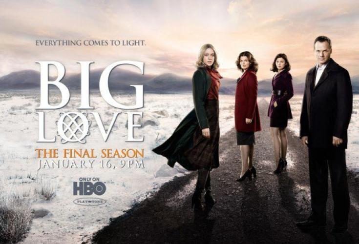 Big Love next episode air date poster