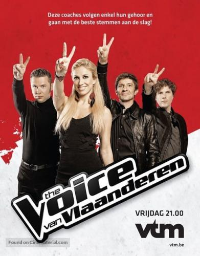 The Voice van Vlaanderen next episode air date poster