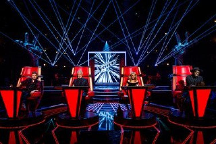 The Voice UK next episode air date poster